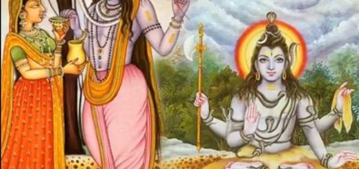 शिव पार्वती धार्मिक कहानी
