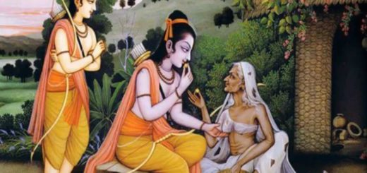 शबरी कथा रामायण युग धार्मिक स्टोरी