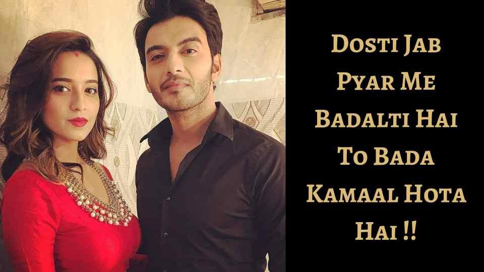 Best Friend Love Story in Hindi