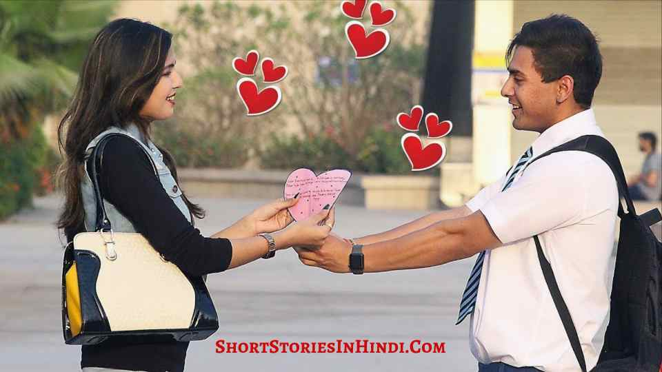 Short Love Letter in Hindi for Girlfriend