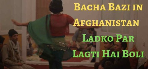Bacha Bazi in Afghanistan