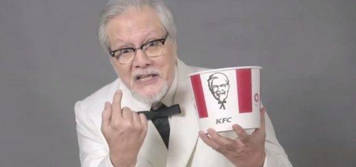 कर्नल सांडर्स और KFC की प्रेरक कहानी