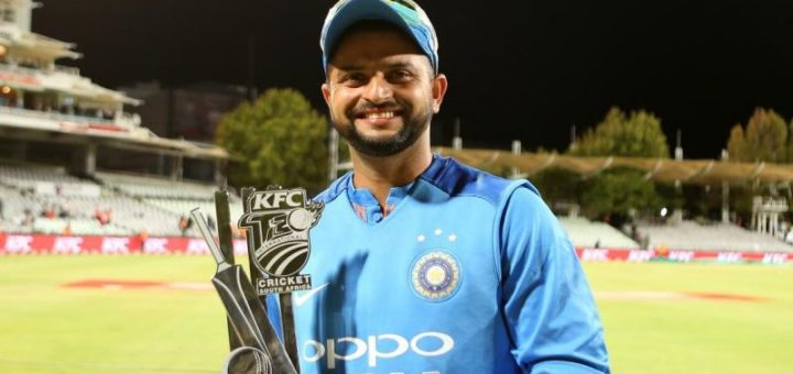 Suresh Raina Life Story In Hindi