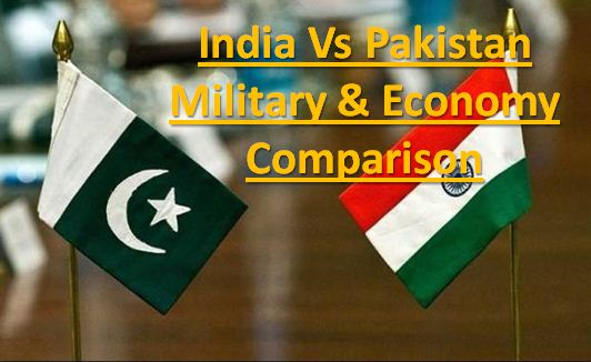 India And Pakistan Comparison In Hindi