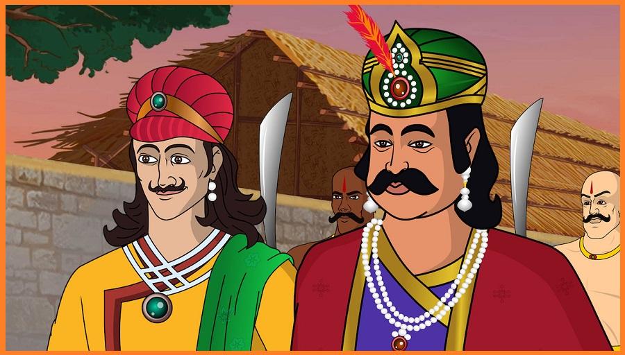 Akbar Birbal Hindi Story